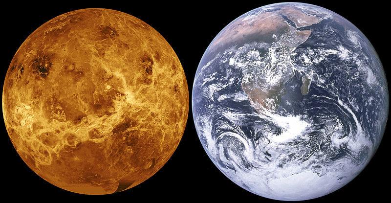 Earth Venus Torah