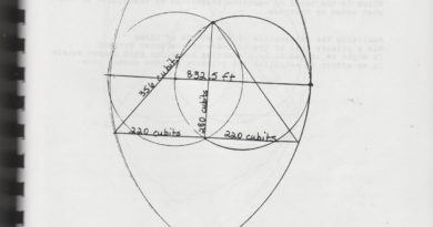 Overlapping circles had ancient significance