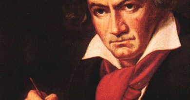 Five flatted Sagittarius applies to Beethoven